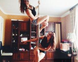 Пилон pole dance